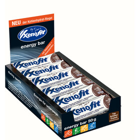 Xenofit Koolhydraat Repen Box 18x50g, Chocolate/Crunch